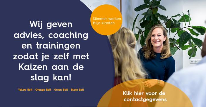 kaizen, advies, training en coaching